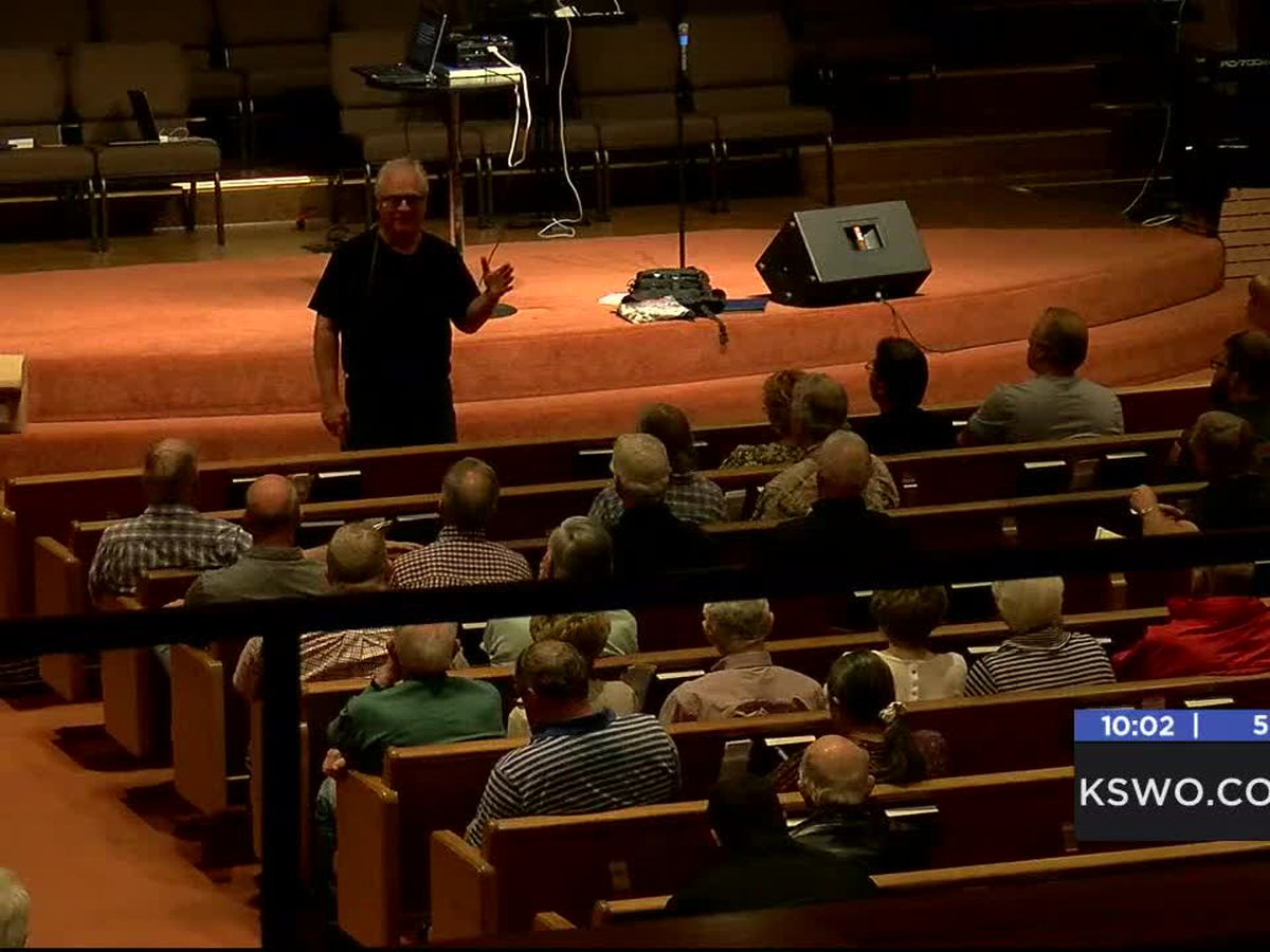 Sheepdog Seminar educates local church goers on increased violence at faith-based locations