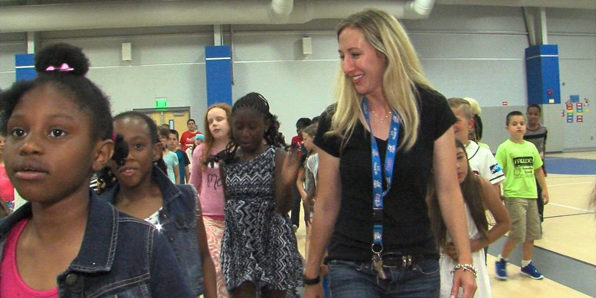 Freedom Elementary sets healthy record