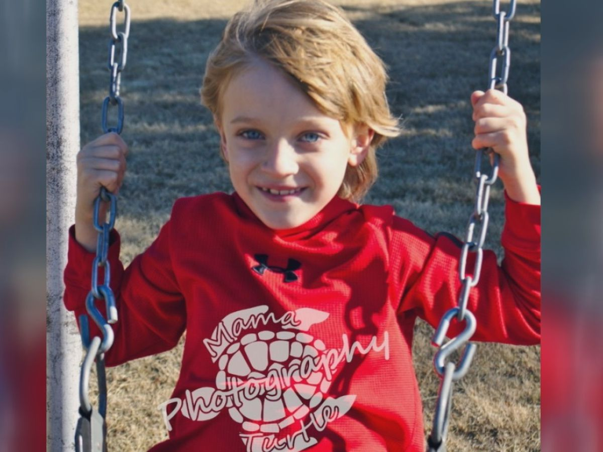 Community mourns loss of Rush Springs child, 8
