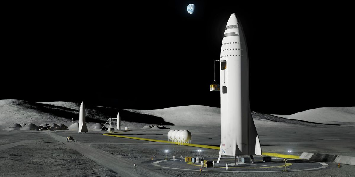 SpaceX opens era of amateur astronauts, cosmic movie sets