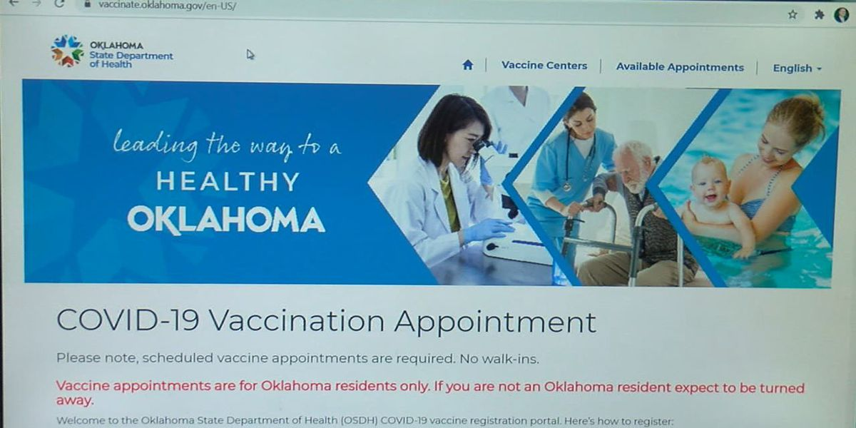 Kids 12 to 15 can now get Covid vaccines in Oklahoma