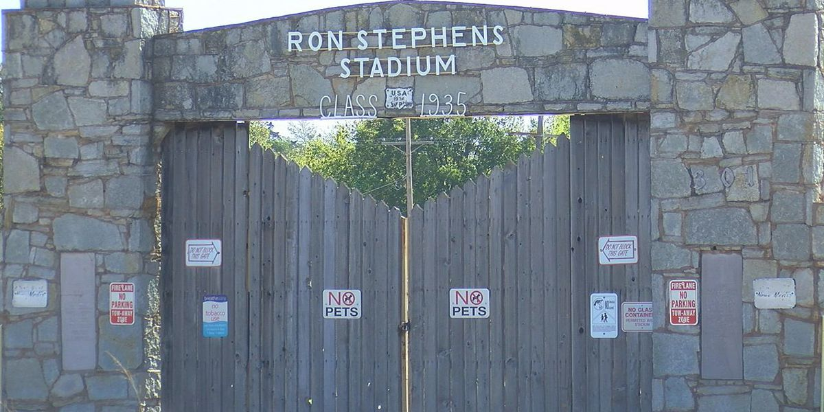 Construction underway at Lawton's Ron Stephens Stadium