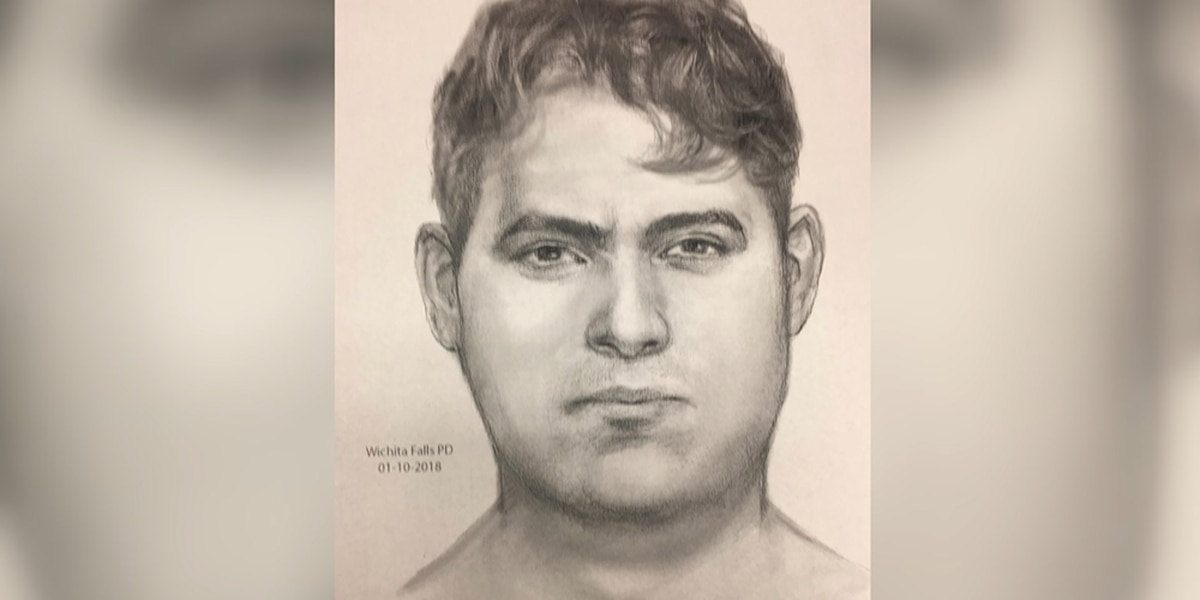 WFPD release sketch of sexual assault suspect