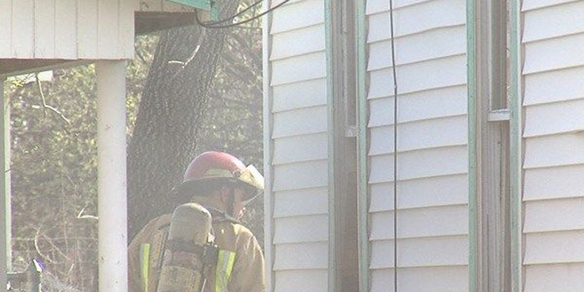 Arson believed to be cause of house fire
