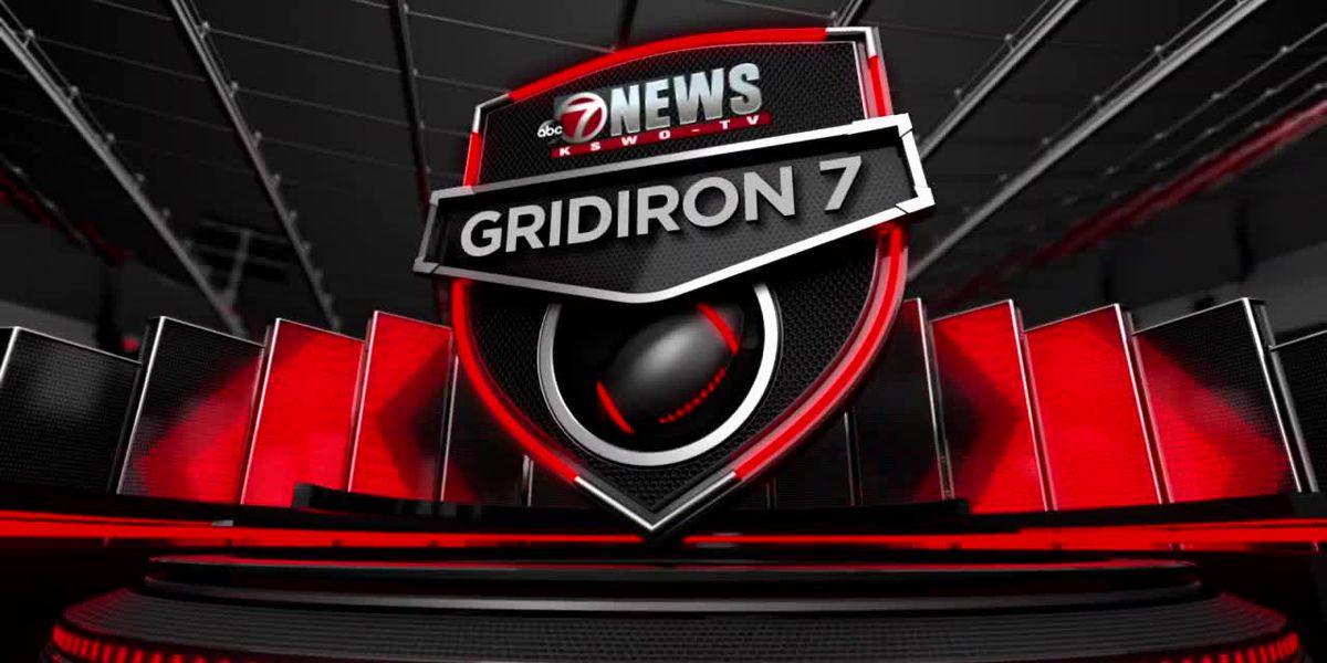 Gridiron 7 High School Football Scoreboard