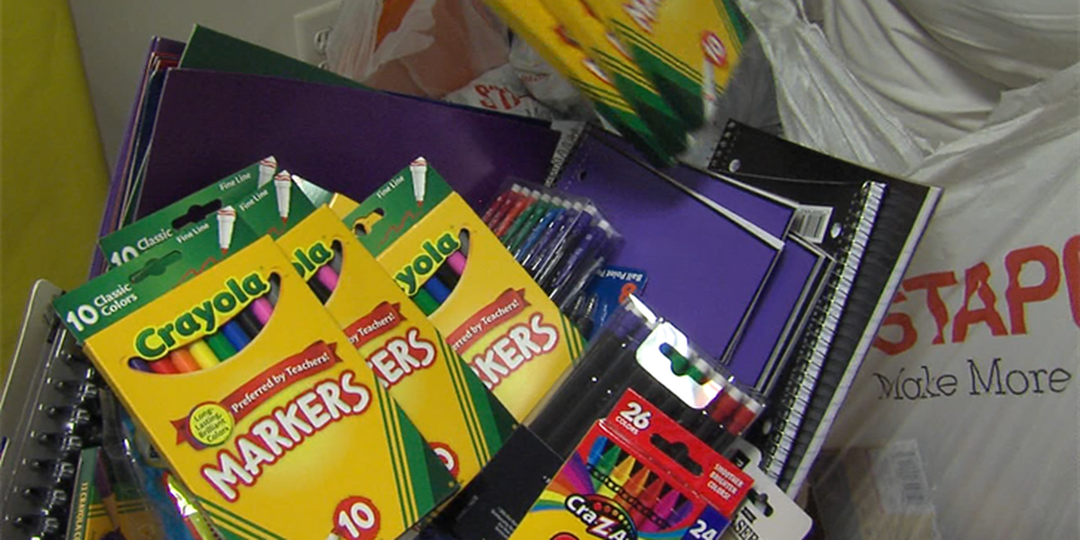 Lawton church to give away school supplies, haircuts, physicals Aug 5th
