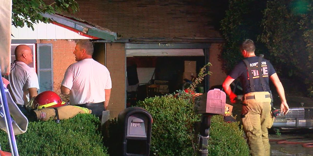 LFD respond to house fire on SW 14th Street
