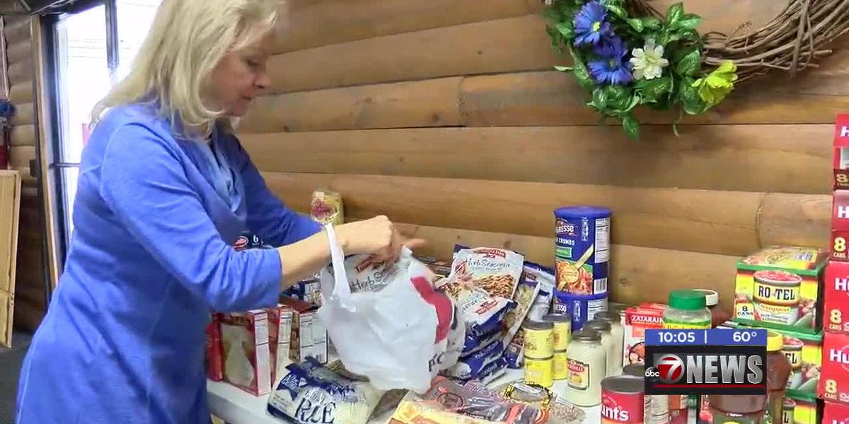 Medicine Park church hosts food pantry for those in need