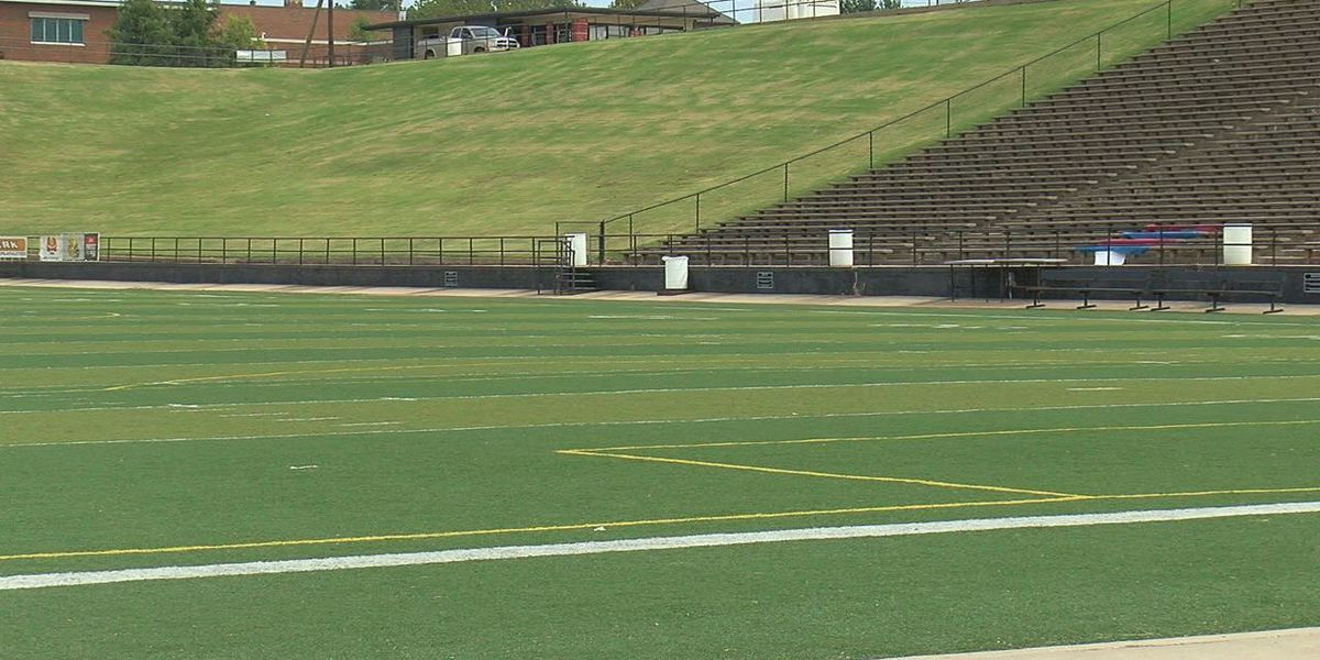 Added security for Lawton High vs. Eisenhower football game