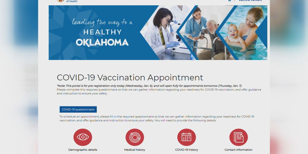 SWOK vaccines being claimed by people across Oklahoma, new appointments available weekly