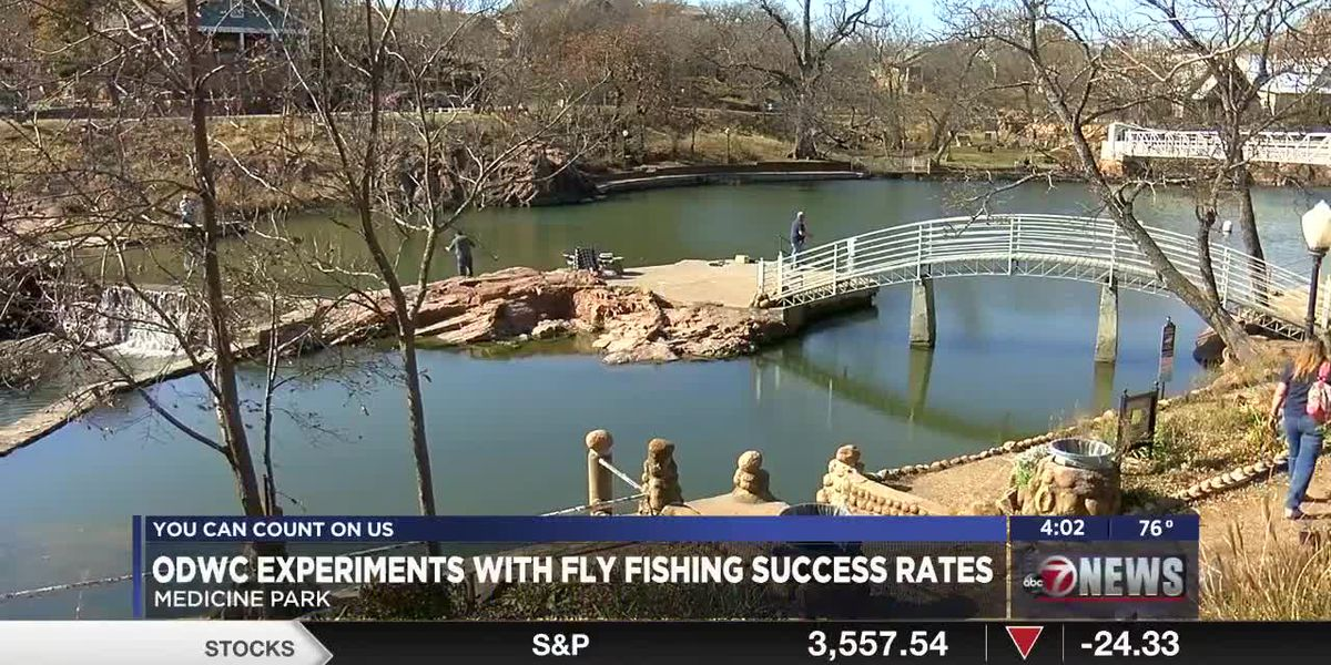 Oklahoma Department of Wildlife Conservation is looking for fly fishers to help with experiment