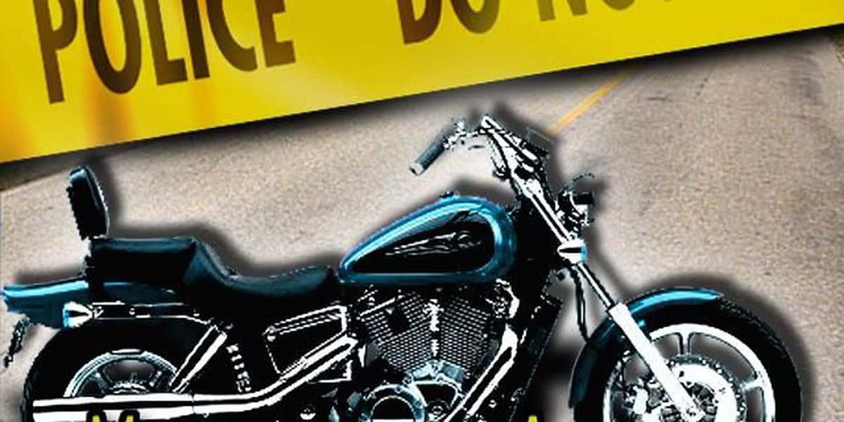 Speed plays role in death of motorcyclist