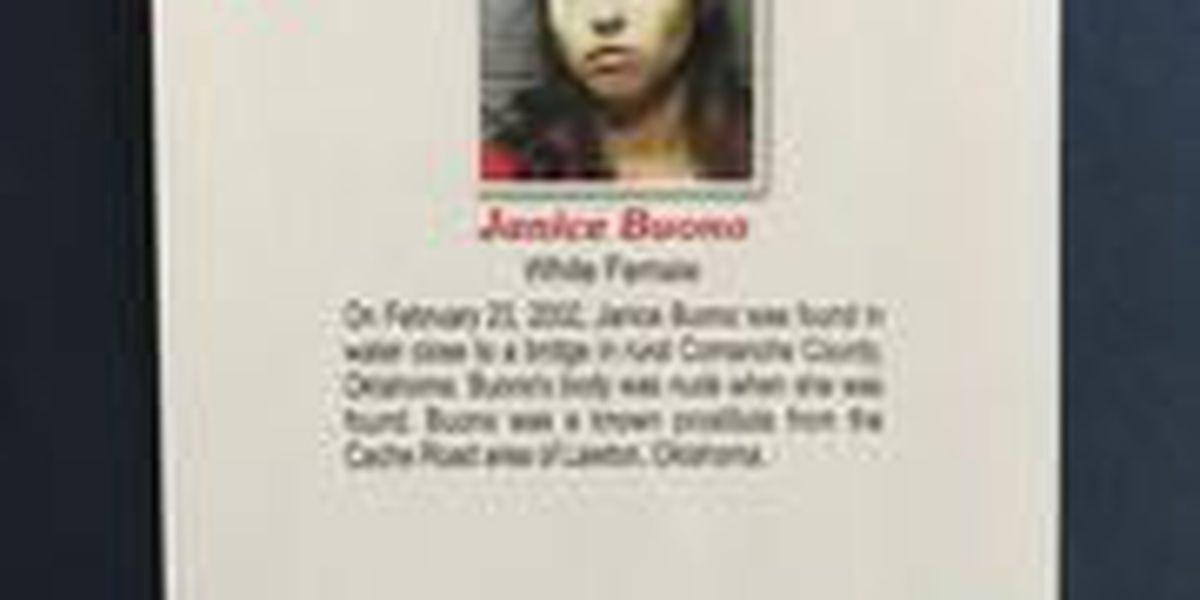 COLD CASE HIGHLIGHT: OSBI seeks info about Janice Buono's death