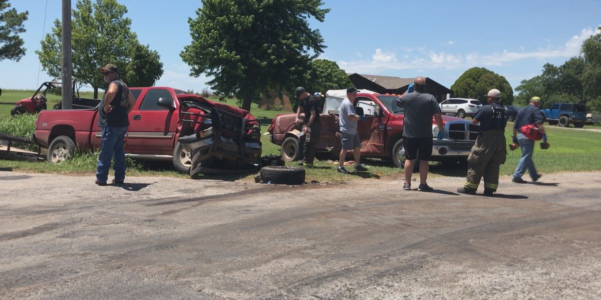 UPDATE: OHP identifies drivers after wreck east of Elgin