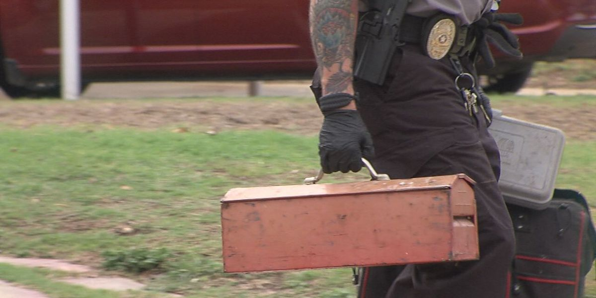 Lawton traffic stop leads to stolen items recovered