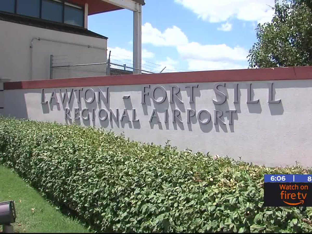 Financial plan underway for airport terminal renovation