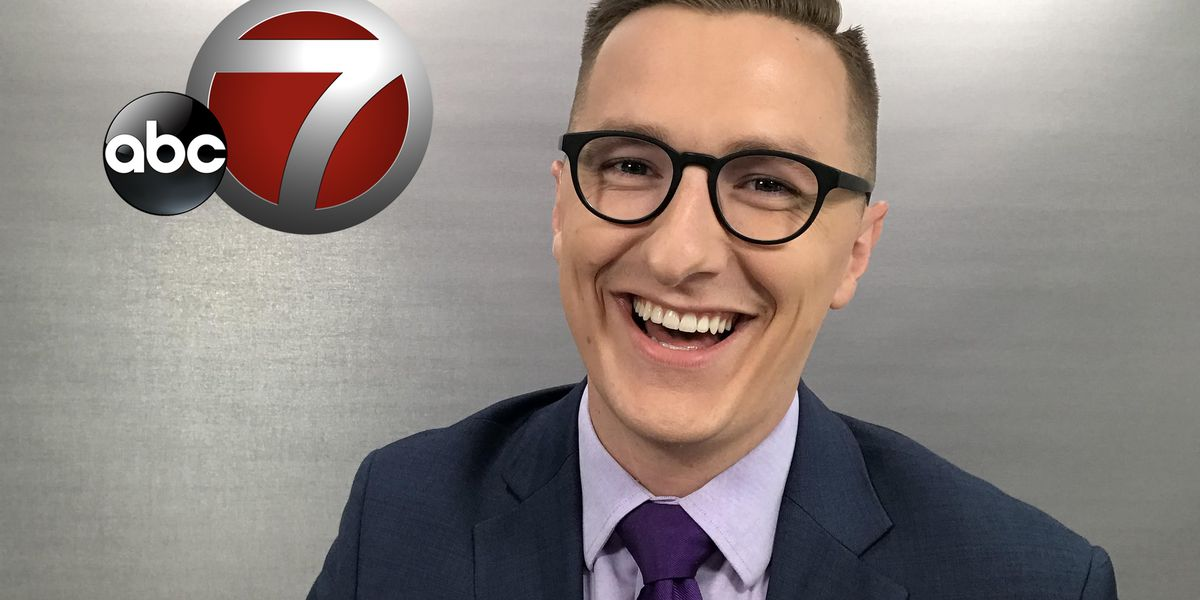 Welcome Our New First Alert Meteorologist, Jacob Dickey!