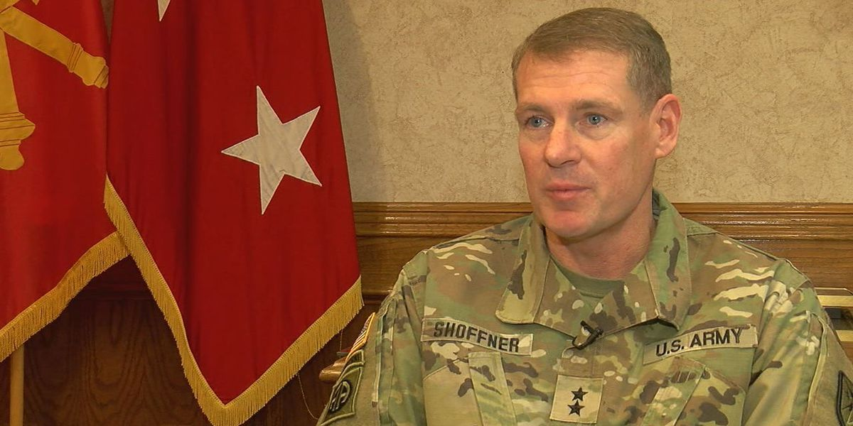New Fort Sill Commanding General excited to be back in SWOK