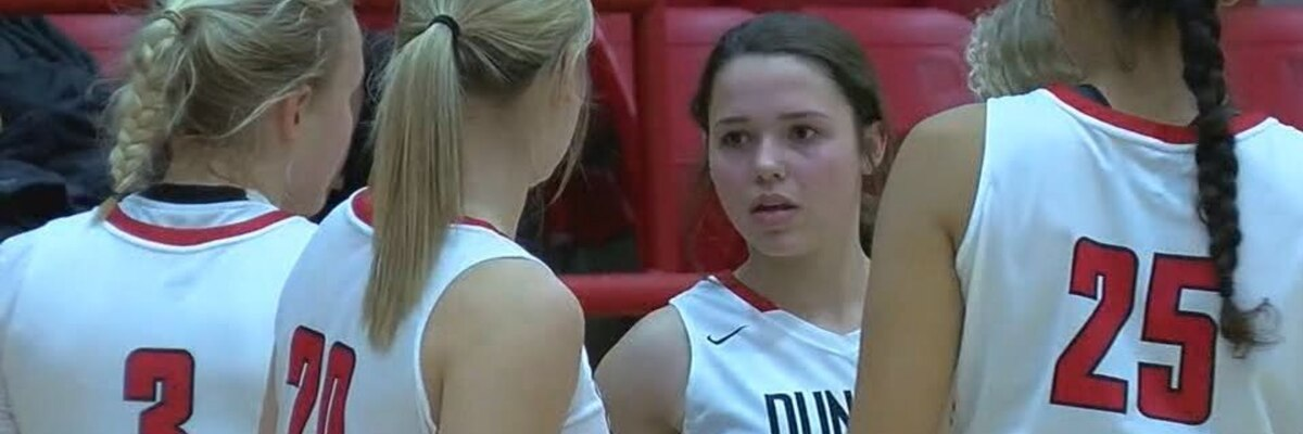 Duncan girls pick up first win of season in SOI