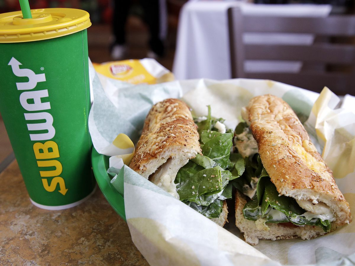 Subway bread isn't bread, Irish court says