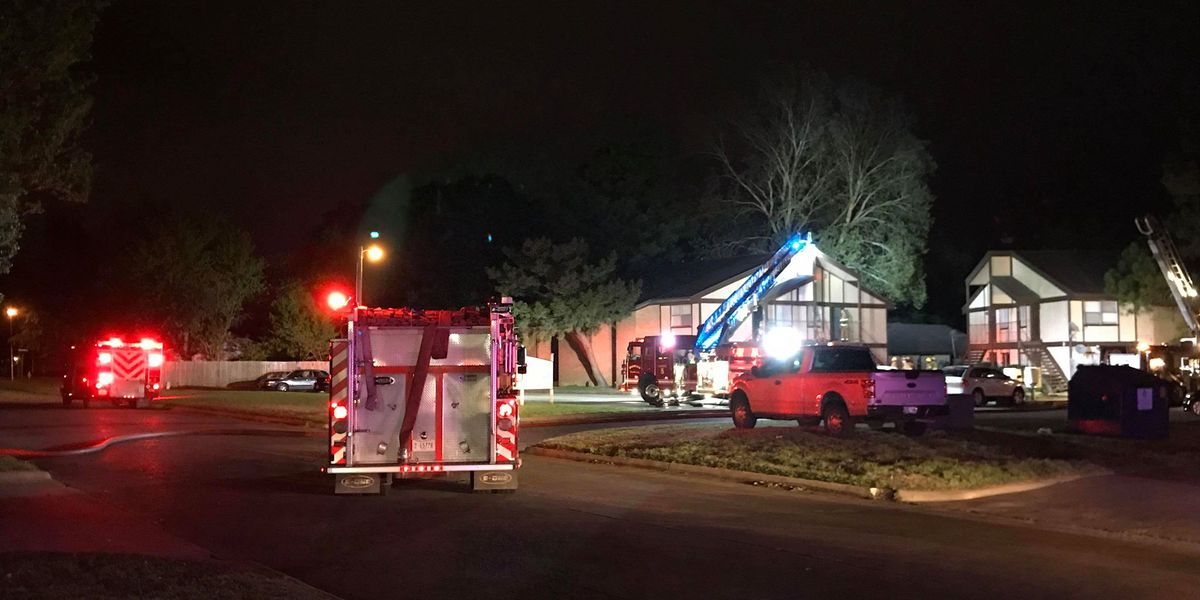 Fire in Duncan sends four to Hospital