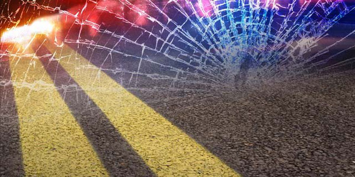 Motorcyclist in critical condition following wreck
