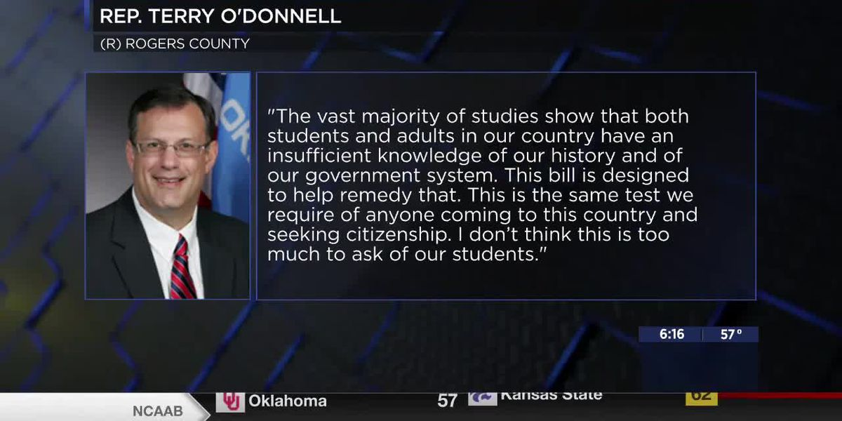 House Bill proposes new graduation requirement for Oklahoma Students