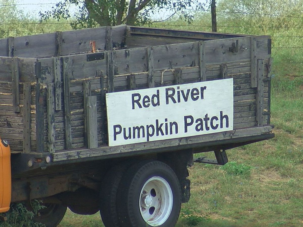 Red River Pumpkin Patch hosting trade show Saturday