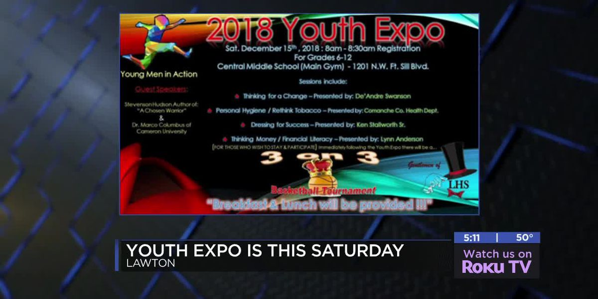 Young Men in Action hosting 2018 Youth Expo