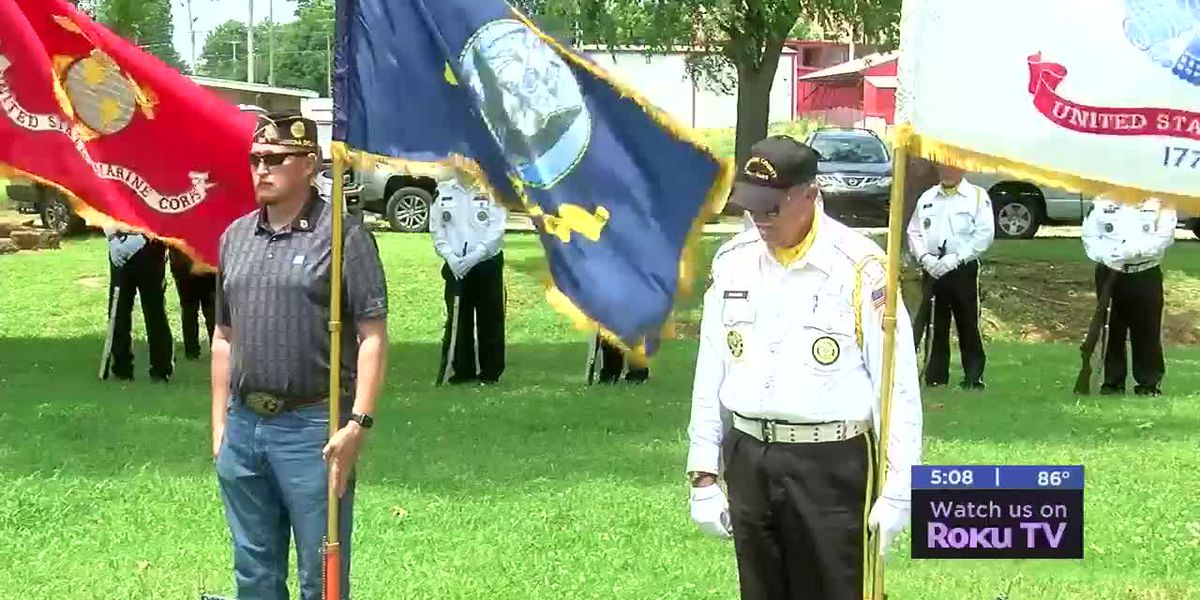 Stephens County holds Memorial Day ceremonies