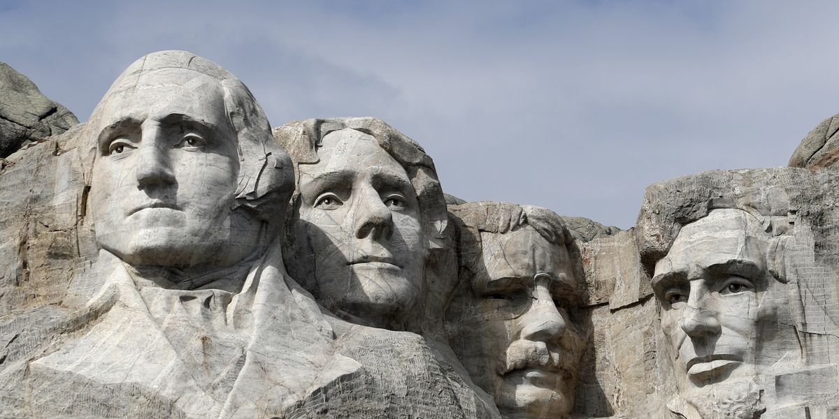 Social distancing not required at Trump Mount Rushmore event