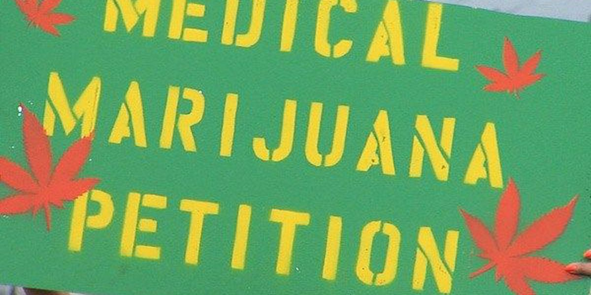 Green the Vote gathers signatures in support of medical marijuana