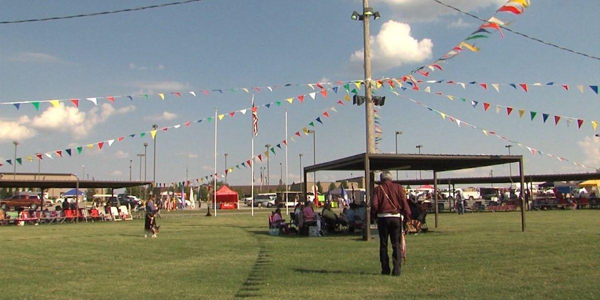 Final day of Comanche Nation Fair