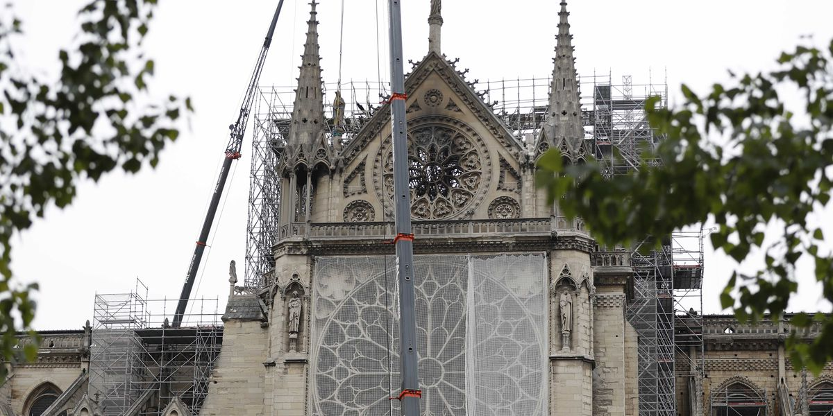 Cigarette or electrical malfunction may have caused Notre Dame fire, Paris prosecutor says