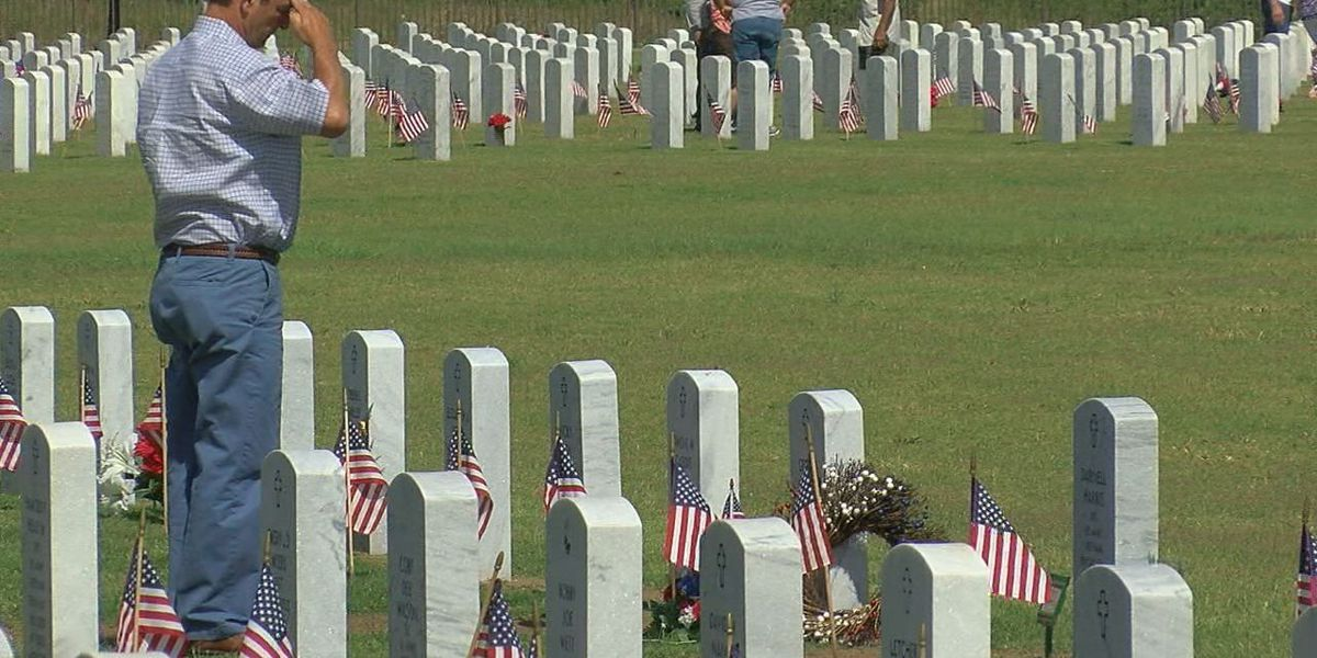 Fallen soldiers remembered at Memorial Day ceremonies