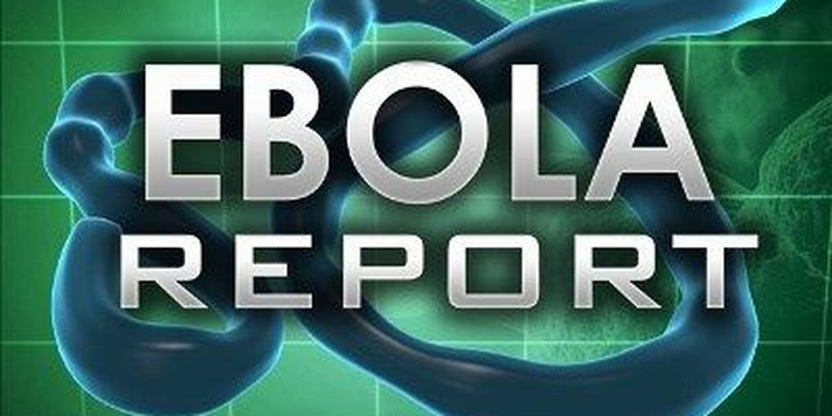 Officials ask about 80 to watch for Ebola symptoms