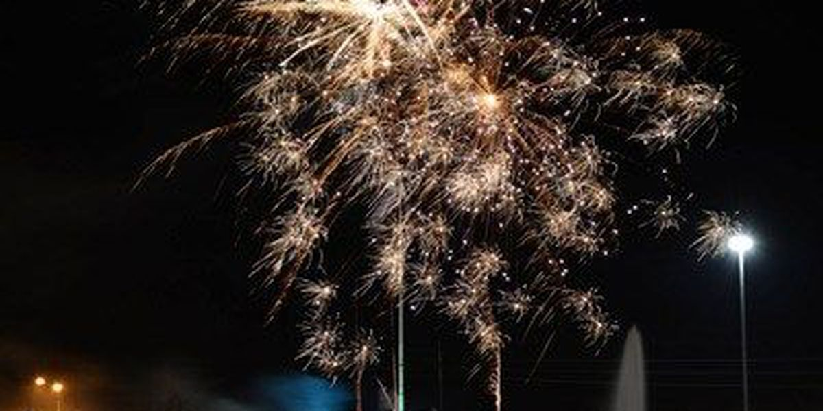 City of Duncan holds 1st fireworks show in nearly a decade July 3rd