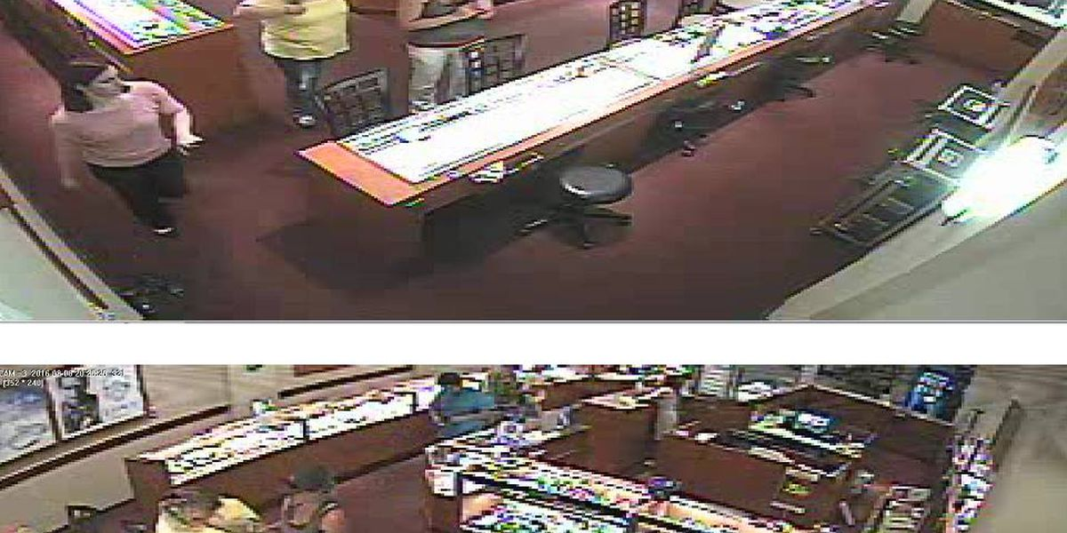 LPD searches for Zales fraudulent purchase suspect