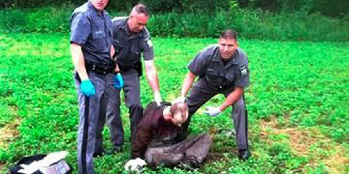 NY Gov. Cuomo: Captured convict 'critical but stable'