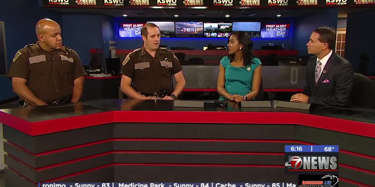 The Oklahoma Highway Patrol joined Good Morning Texoma to talk about their recruiting efforts
