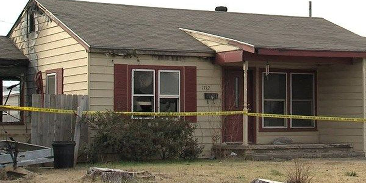 Fire at house used by squatters declared arson