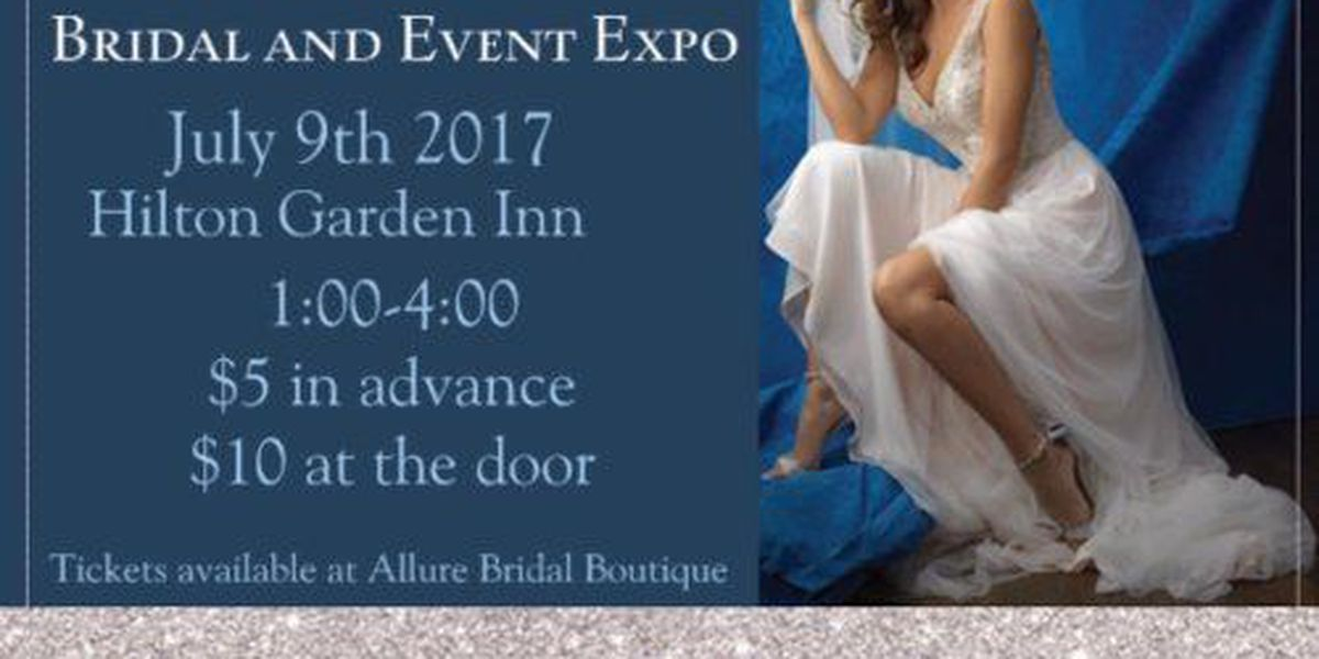 Listen up, lovebirds! SWOK Bridal & Event Expo is July 9th in Lawton