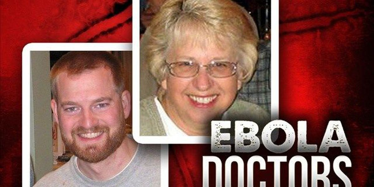 US doctor, aid worker appear to be improving