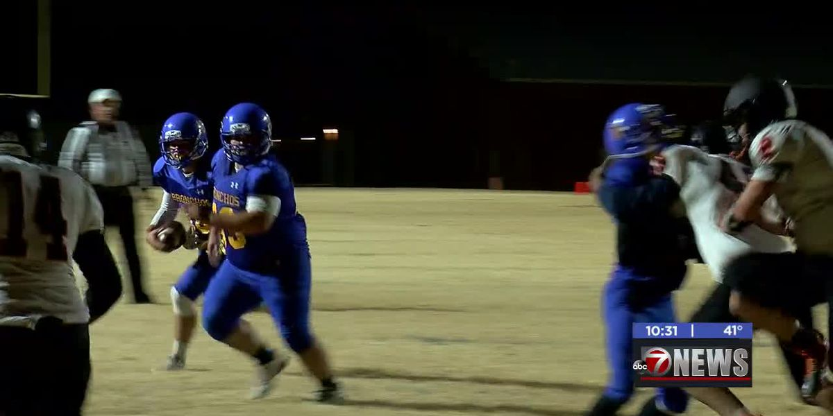 Central High earns playoff spot with win over Ryan