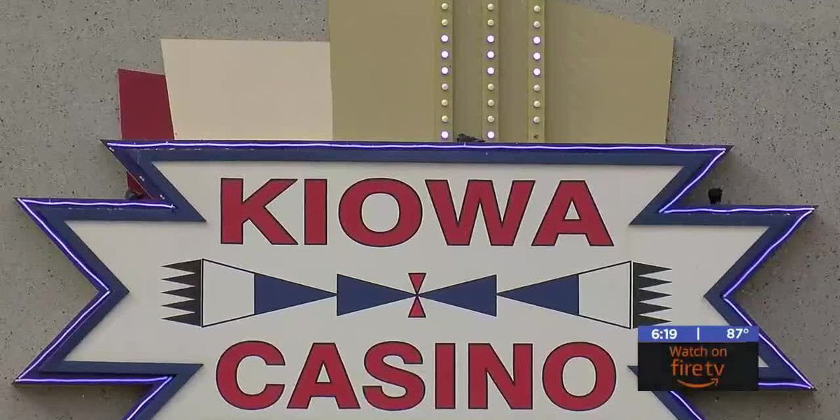 Kiowa Casino gives thousands of dollars through Hometown Heroes initiative