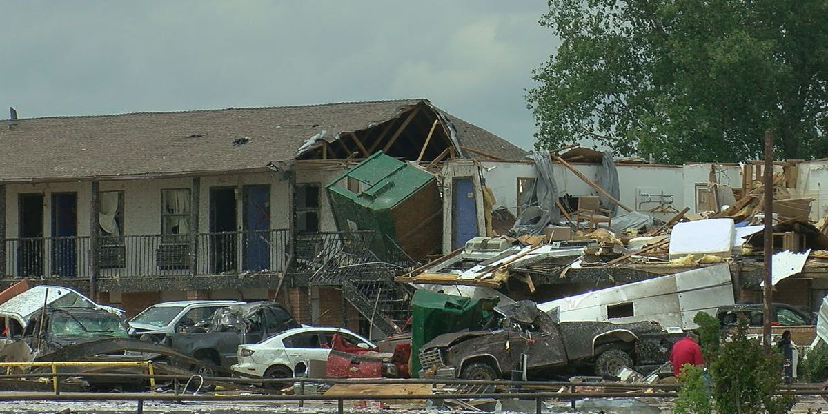 Community comes together after deadly tornado