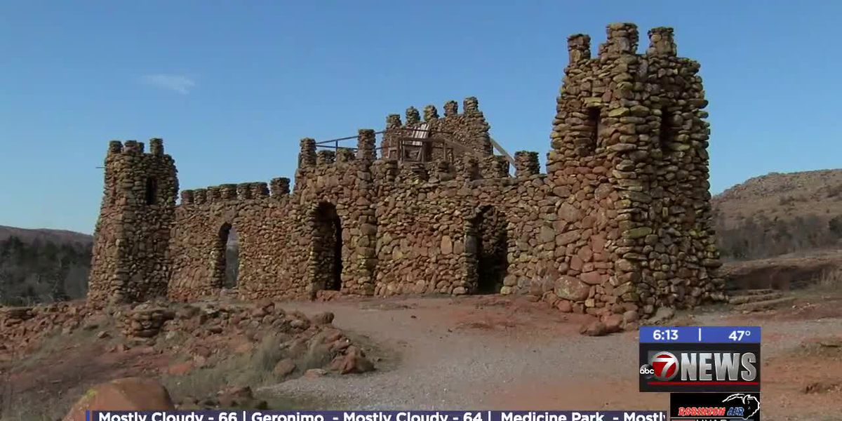 Holy City of The Wichitas prepares for Easter Pageant