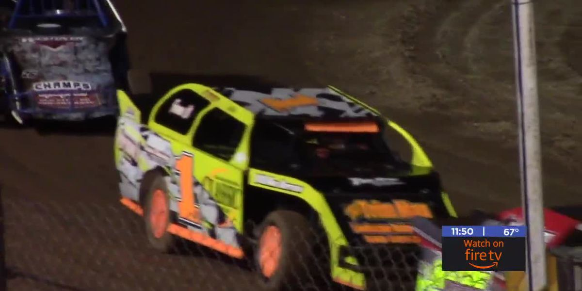 Engines fire at Lawton Speedway for season opener