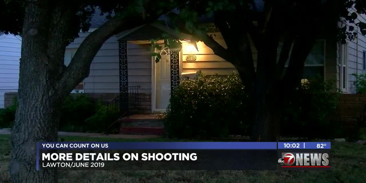More details released in Lawton shooting
