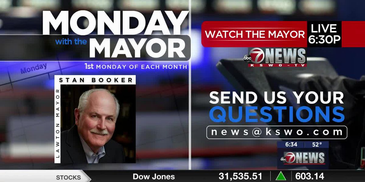 Monday with the Mayor: March 1